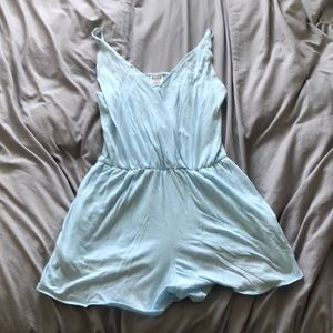 Sleeping Romper